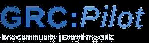 Logo: GRC Pilot - one community